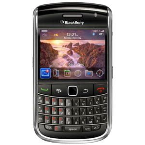 Blackberry 9650 Bold smartphone