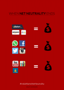 India wants net neutrality