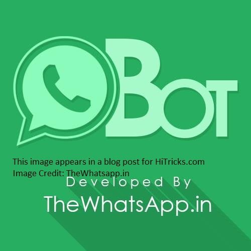 Activate Whatsapp Bot: Auto-Reply Virtual Assistant Robot with Free