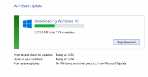 Download & Update Windows 7/8.1 to Windows 10 Manually