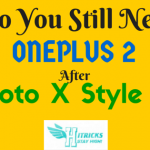 OnePlus Two vs Moto X Style