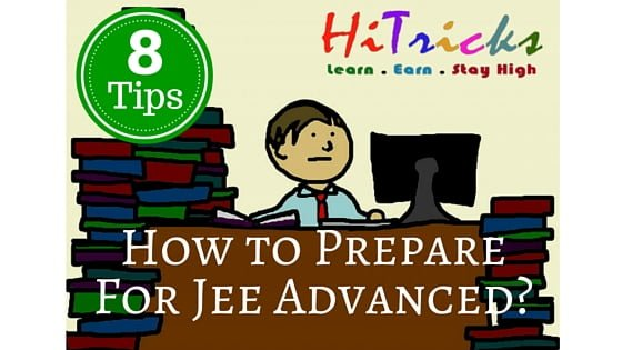 How to prepare for JEE Advanced 2016?