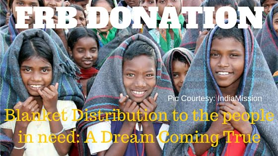 FRB Donation is a Life-Changing Dream Coming True