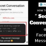 How to start a Secret Conversation on Facebook Messenger?
