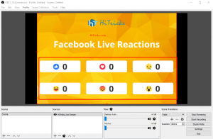 How to Stream Facebook Live Reactions Poll in Real-Time?
