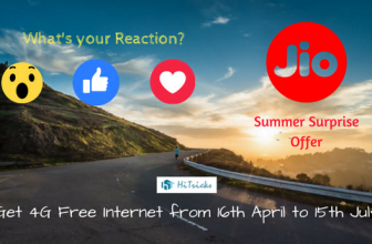 Reliance Jio Summer Surprise Offer Explained with FAQ