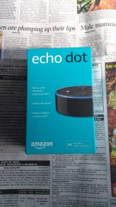 Amazon Echo Dot with Alexa Review