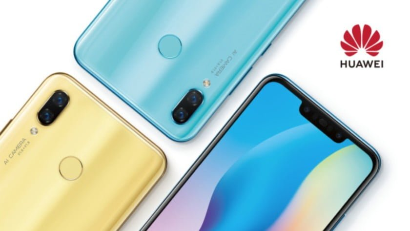 Huawei Nova 3 Full Phone Specifications