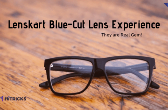 REVIEW: Lenskart Blue cut Anti-Glare Lens are a real Gem