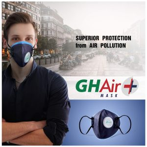 Grin Health Anti-Pollution Mask