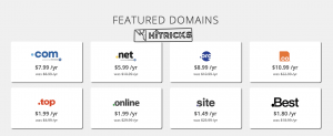 Cheapest Domain Registration, Transfer and Renewal Deals