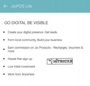 JioPOS: Earn money with Jio Associate Partner Program