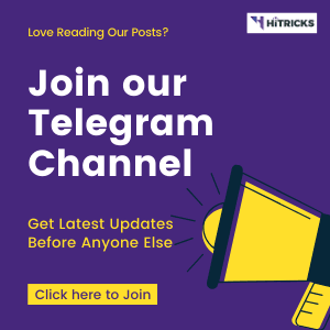 HITricks Telegram Channel