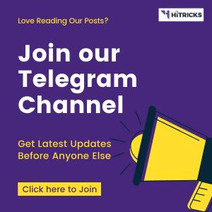 HITricks Telegram Channel