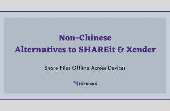 Alternatives to SHAREit & Xender: Share Files Offline Across Devices
