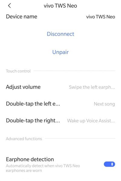 VIVO-EARPHONES-APP-TO-CUDSTOMIZE-CONTROLS