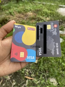 Niyo IDFC Card v/s Niyo DCB Card: Features & Differences
