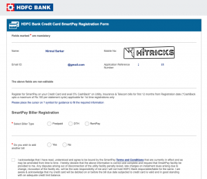 How to Apply & Convert HDFC Credit Card to Lifetime Free?
