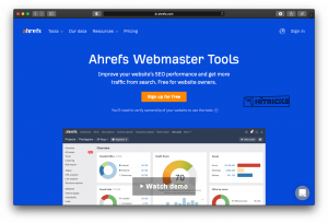 How to use Ahrefs Webmaster Tools for SEO?