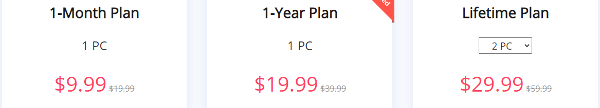 PDF WIZ PRICING
