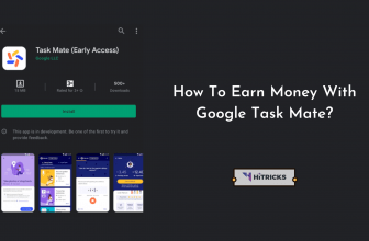 How To Earn Money With Google Task Mate App?