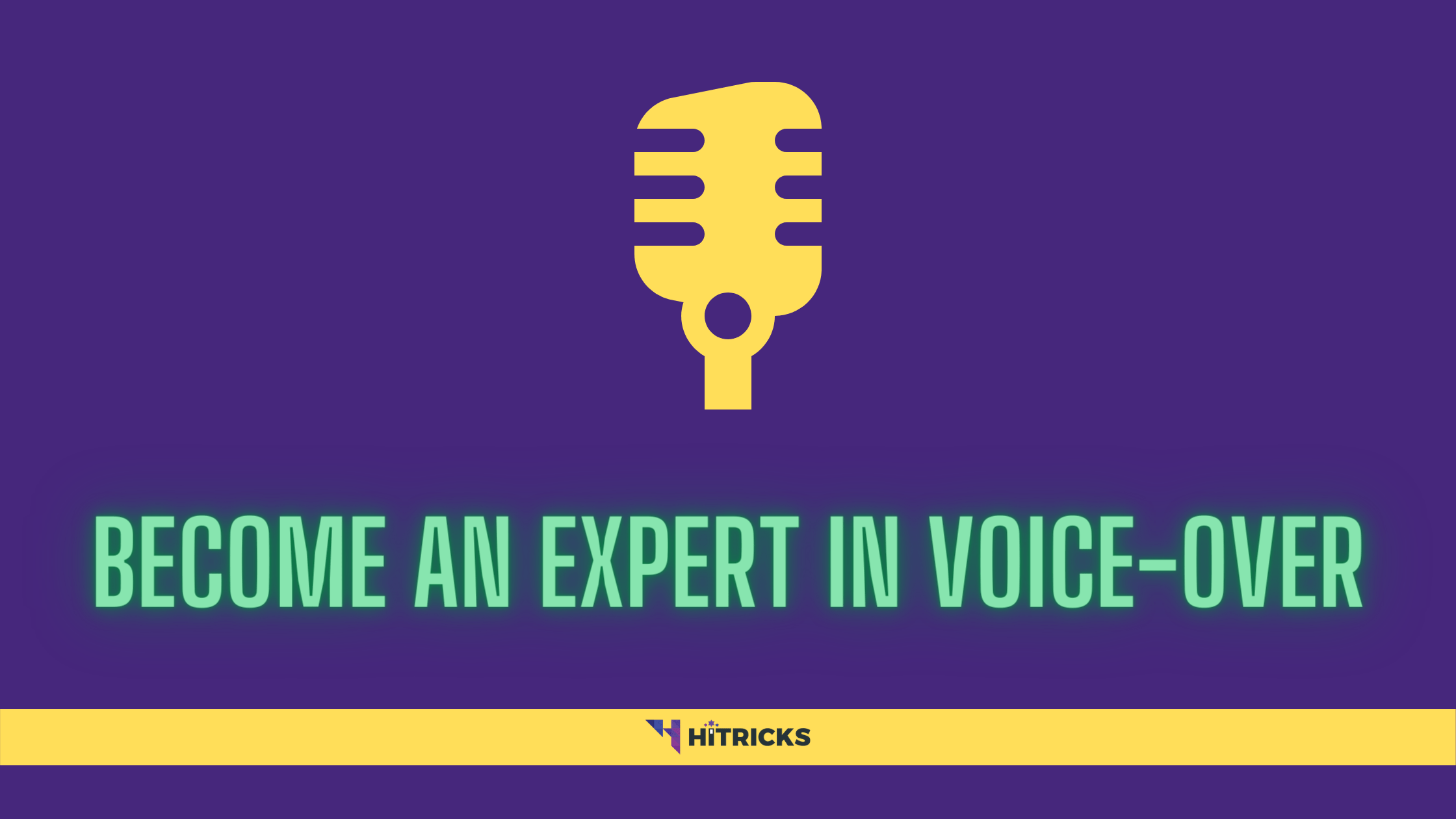 Become an Expert in Voice Over by Following These Simple Tips