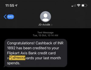GUIDE: How to get Flipkart Axis Bank Credit Card?
