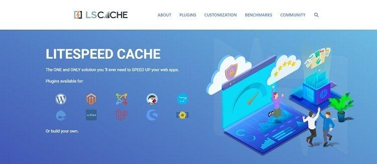 LS Cache Image Optimization Plugin