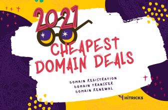 Domain Registration & Transfer Deals January 2021