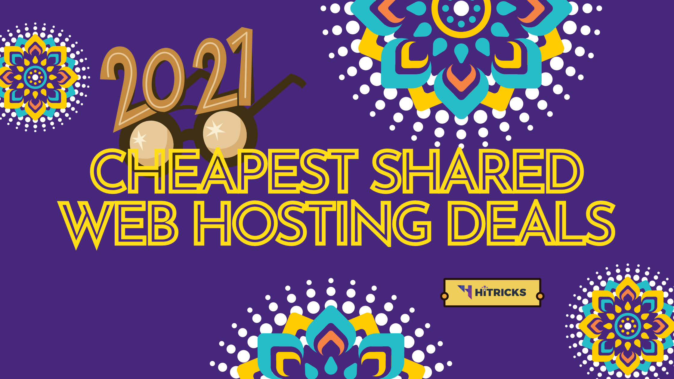 Cheapest Shared Web Hosting Deals January 2021