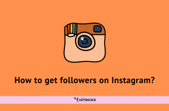 How to get followers on Instagram without following?