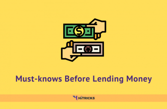10 Must-knows Before Lending Money to Others