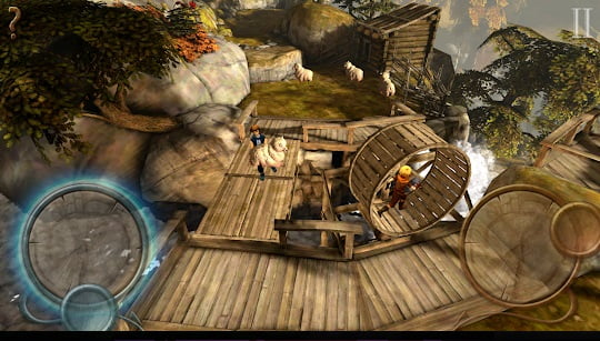 brothers a tale of two son offline game for mobile