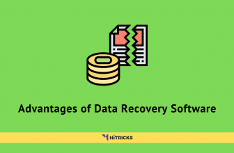 Advantages of Data Recovery Software