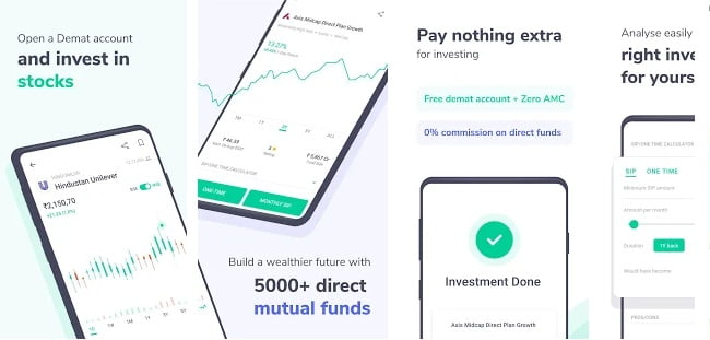 groww mutual fund app