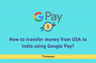 How to transfer money from USA to India using Google Pay?