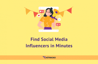 Find Social Media Influencers in Minutes
