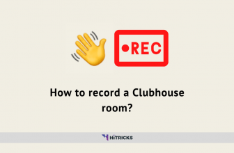 How to record a Clubhouse room?
