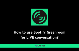 How to use Spotify Greenroom for LIVE conversation?
