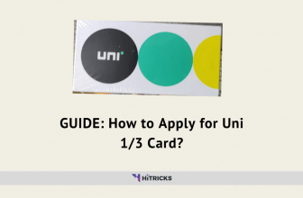 GUIDE: How to Apply for Uni 1/3 Card?
