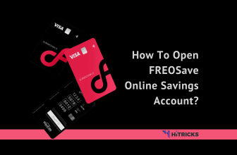 How To Open FREOSave Online Savings Account?