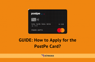 GUIDE: How to Apply for the PostPe Card?