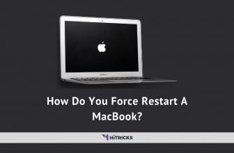 How Do You Force Restart A MacBook?