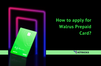 How to apply for Walrus Prepaid Card?
