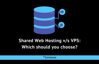 Shared Web Hosting v/s VPS: Which should you choose?