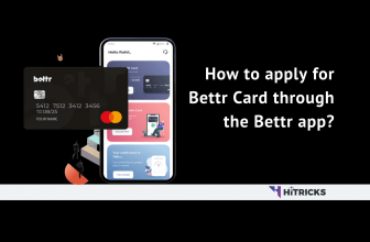 How to apply for Bettr Card through the Bettr app?