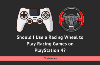 Should I Use a Racing Wheel to Play Racing Games on PlayStation 4?