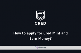 How to apply for Cred Mint and Earn Money?