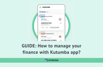 GUIDE: How to manage your finance with Kutumba app?