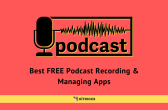 Best FREE Podcast Recording & Managing Apps